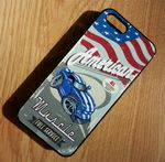 KOOLART AMERICAN MUSCLE CAR DODGE VIPER Hard Case Cover For Apple iPhone 5 & 5s